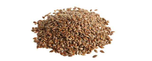 Milled flax seed